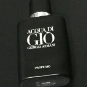 Acqua Di Gio Profumo 80% full. 1.3oz bottle!